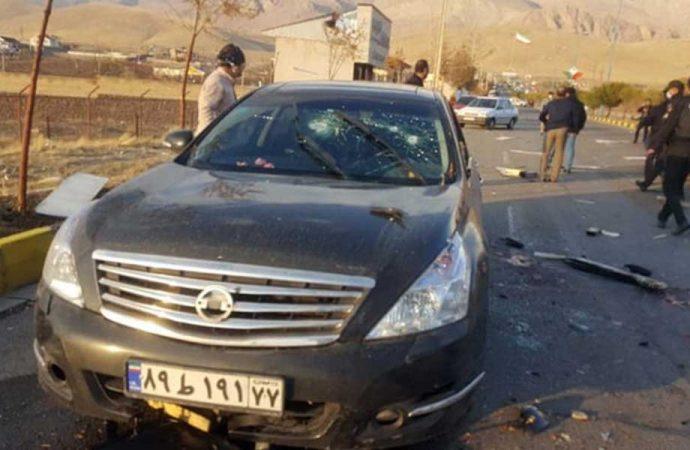 İran'ın en kıdemli nükleer bilimcisi Muhsin Fahrizade öldürüldü