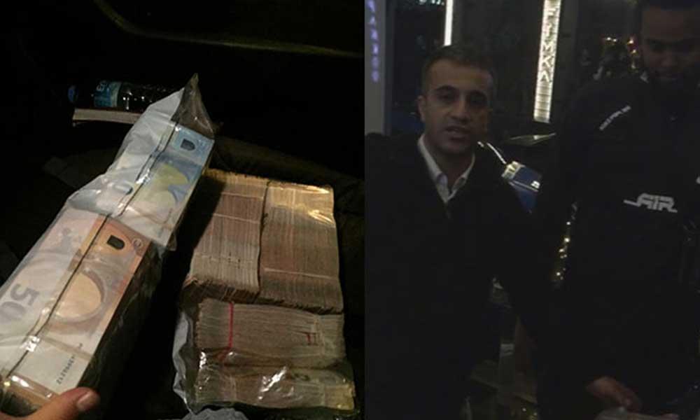 Aracında unutulan 300 bin euro'yu sahibine teslim etti: Kendisinin hakkıdır, benim hiçbir şekilde hakkım yoktur