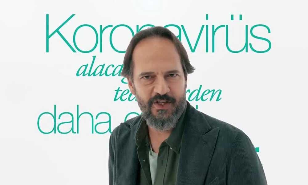 Oyuncu Timuçin Esen koronavirüse yakalandı