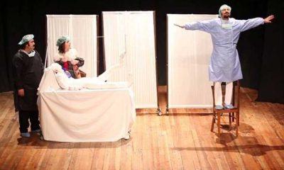Valilik, Kürtçe tiyatro oyununu yasakladı