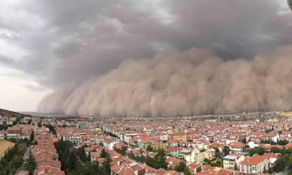 Prof. Dr. Saydam toz fırtınasına karşı uyardı: Pencerenizi bile açmayın