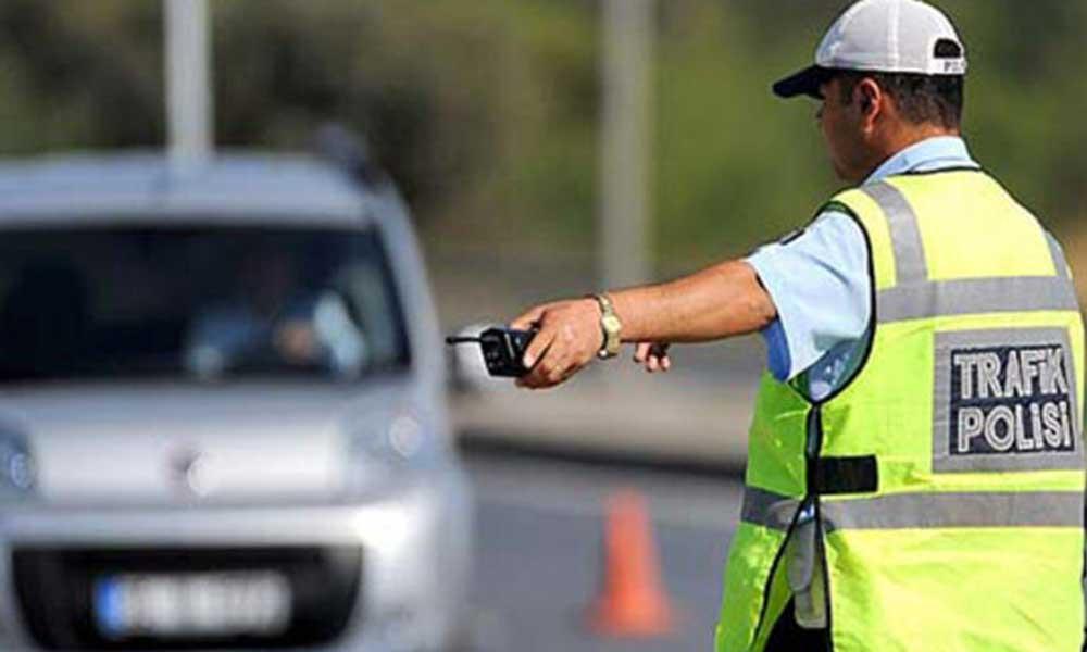 Hiç gitmediği ilde trafik cezası kesilip, ehliyetine el konuldu
