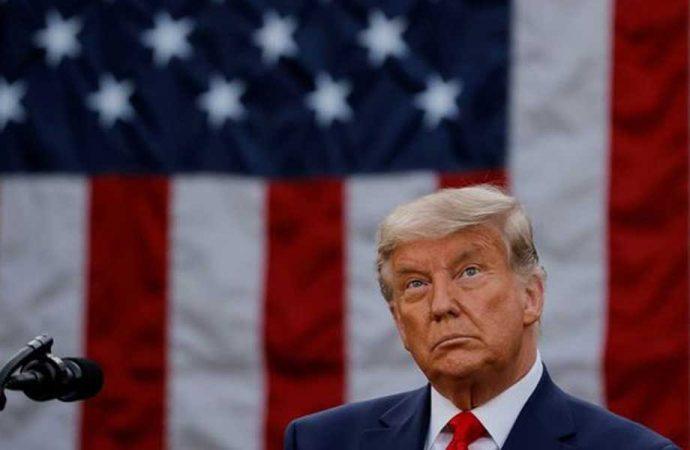 Trump, başkanlığının son gününde 73 kişiye af çıkardı