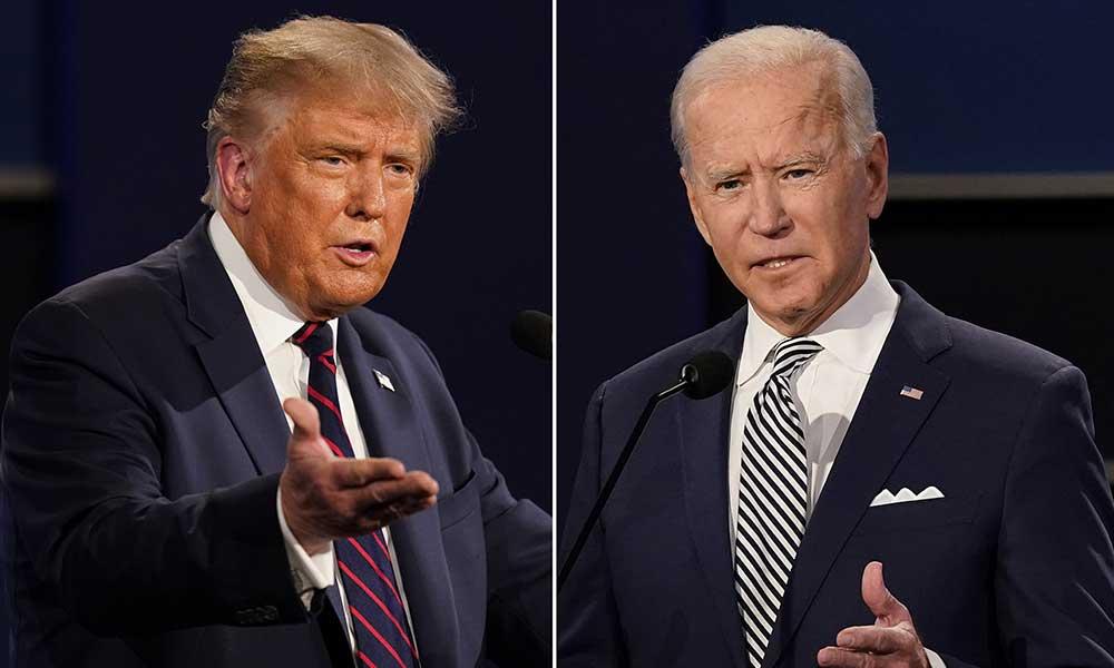 Biden'in zaferine Trump'tan ilk yorum!