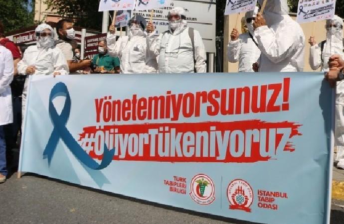 Koruyamıyorsunuz! 183 sağlık çalışanı koronavirüsten hayatını kaybetti
