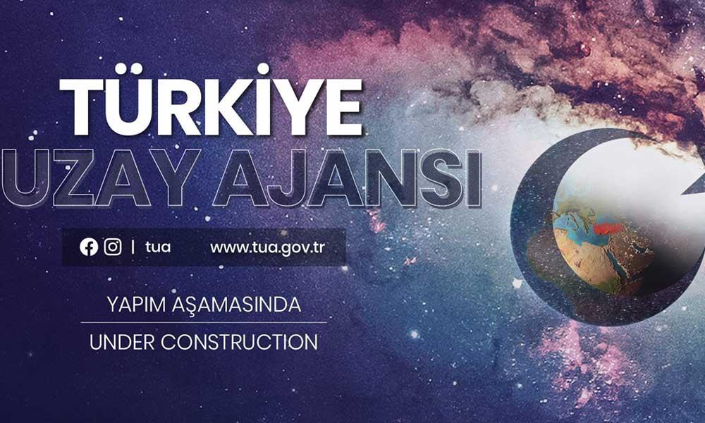 2 yıl önce kurulan Türkiye Uzay Ajansı, web sitesi bile hazırlayamadı!