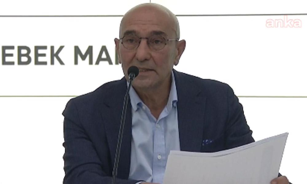 Tunç Soyer duyurdu: Depremzedeler için 'Bir Kira Bir Yuva' kampanyası başlatılıyor