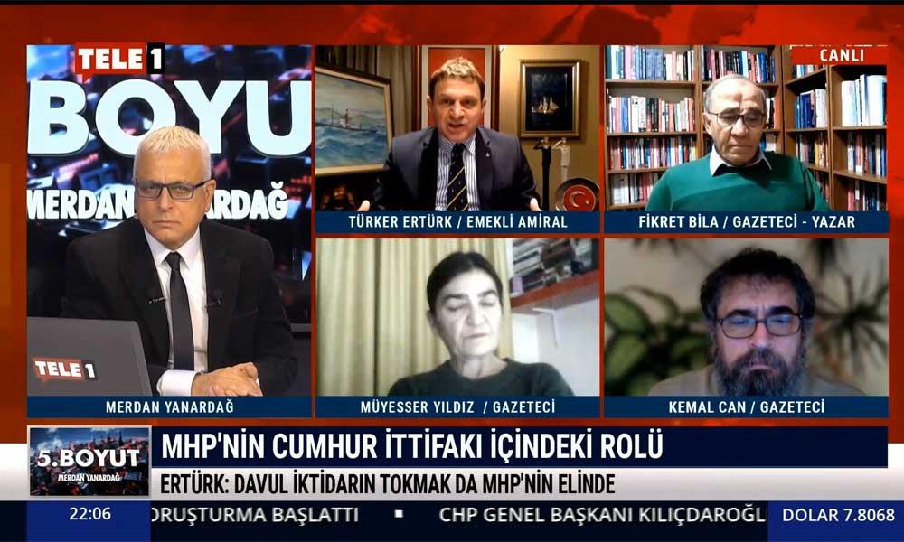 Türker Ertürk: İktidar bu yapıda reform yapamaz
