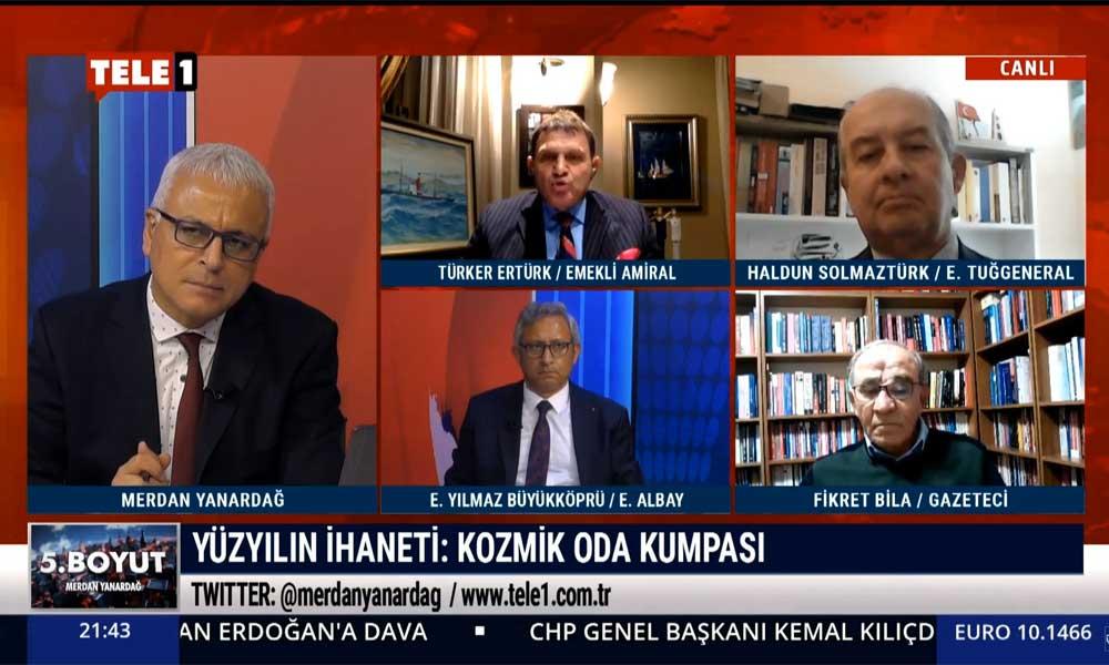Emekli Amiral Türker Ertürk: İlker Başbuğ bu savaşı yönetemedi, savaşı kaybeden komutan oldu