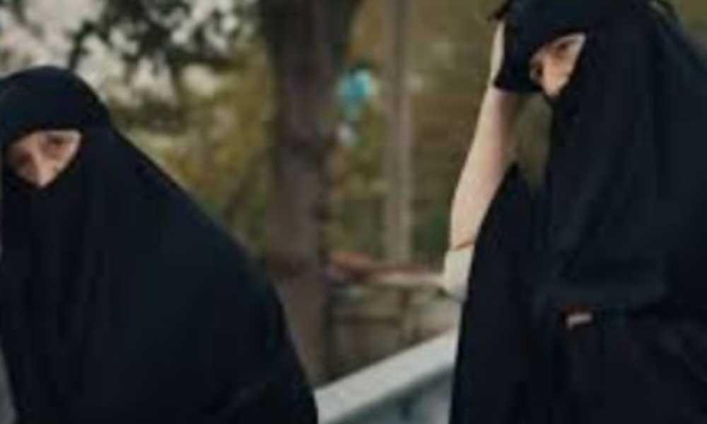 ATV çarşaflı kadınlara hakaret etti iddiası