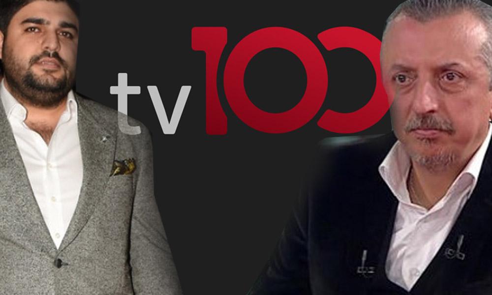 """TV100'de 'şantaj' skandalı! """"Haber'i istemiyorsanız 15 milyon TL reklam vereceksiniz!"""""""