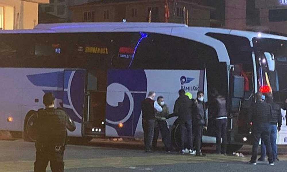 Ümraniye'de bomba paniği: Şüpheli etkisiz hale getirildi!