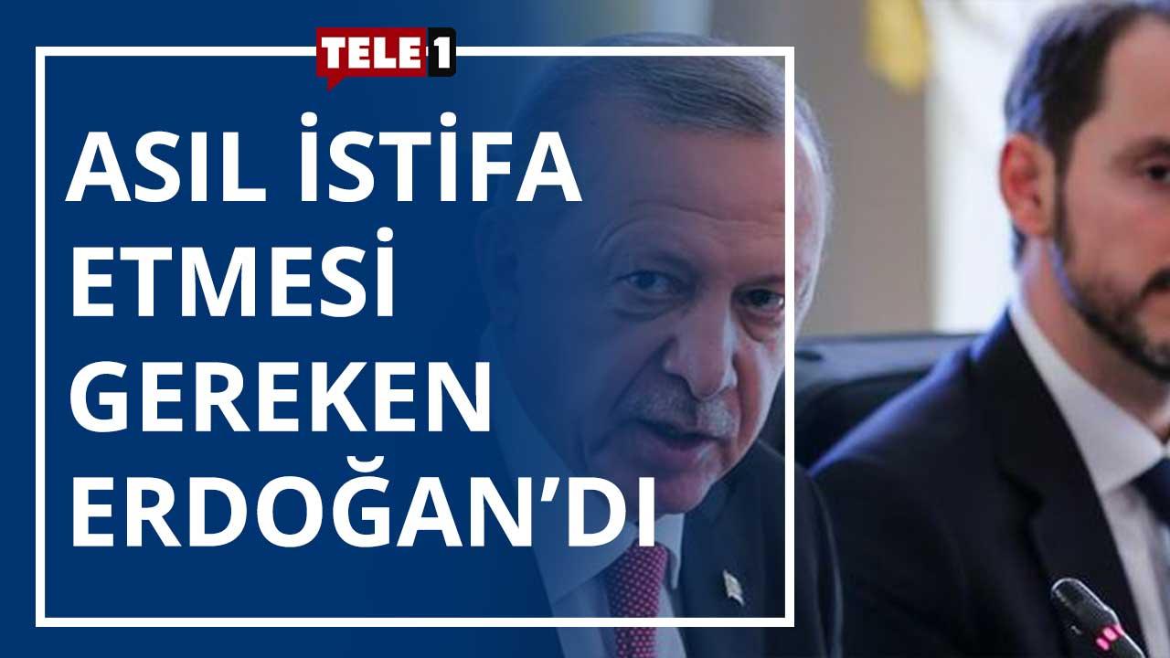 İktisatçı Prof. Dr. Oğuz Oyan: Erdoğan kendini kurtarmak için damadı feda etti – TELE EKONOMİ