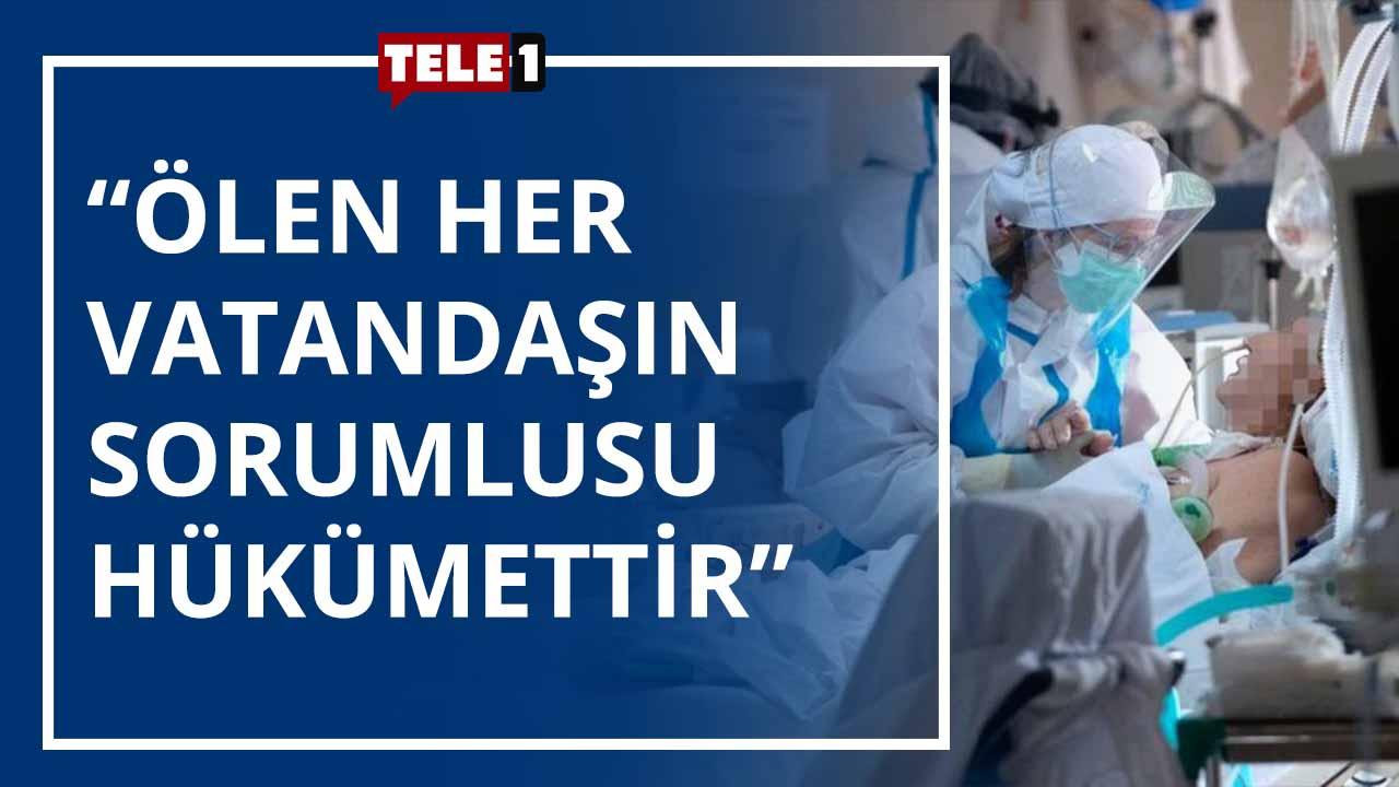 """Dr.Mustafa Adıgüzel """"Hükümet için ekonomi insan canından daha önemli"""" – KULİS"""