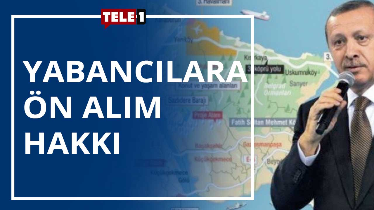 """Kanal İstanbul gerçeği; Ortada bir """"Ada"""" yaratılıyor ama kime?"""
