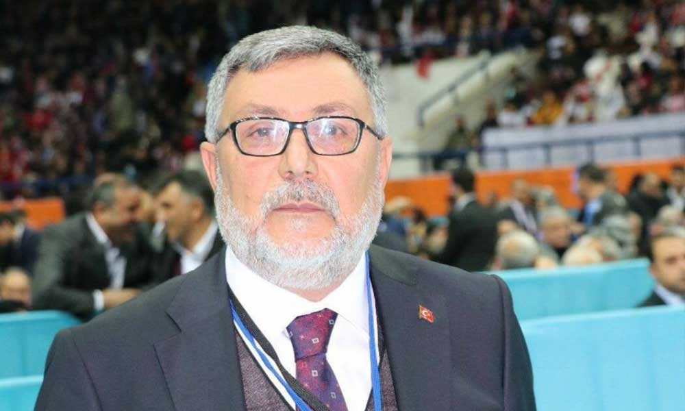 AKP'li başkan ikinci kez koronavirüse yakalandı