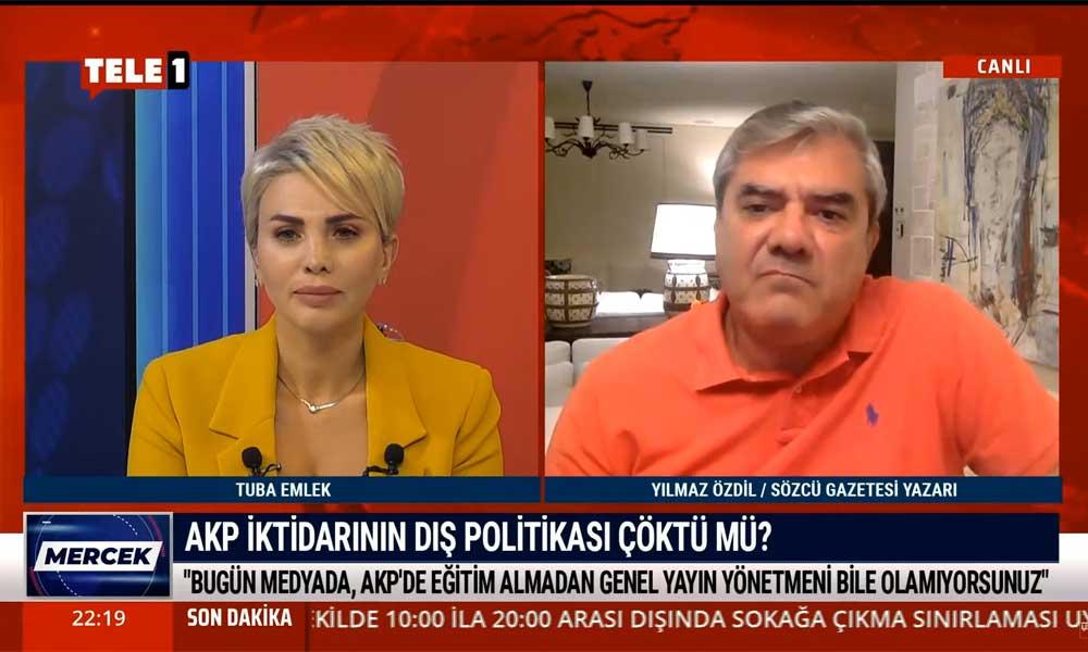 Yılmaz Özdil, Berat Albayrak'ın istifasını böyle yorumladı: Bunu görmemek için gerizekalı olmak lazım