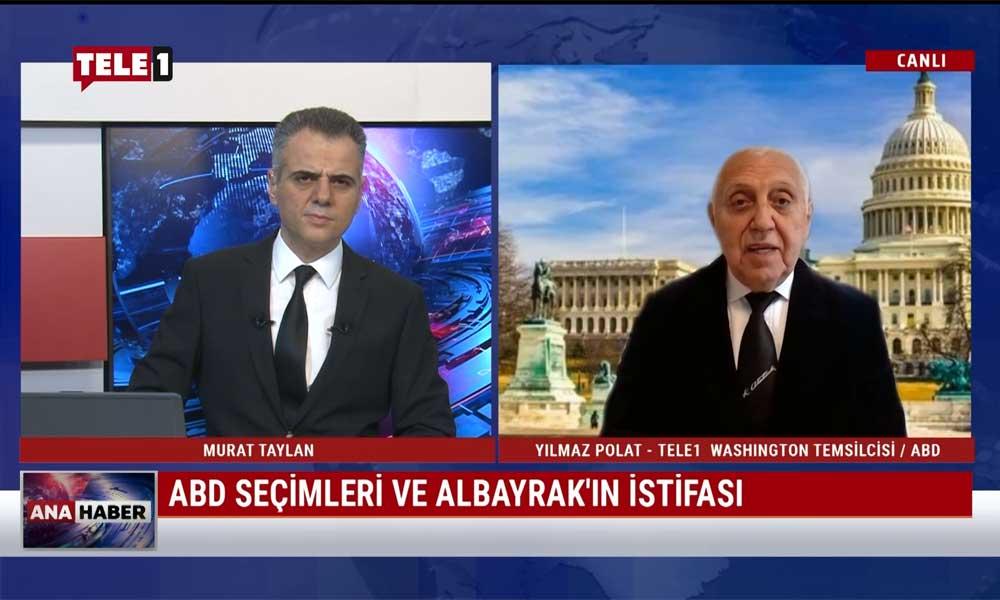 Yılmaz Polat: Türkiye'deki ekonomik gelişmeler ABD'deki finans çevreleri tarafından çok yakından takip ediliyor
