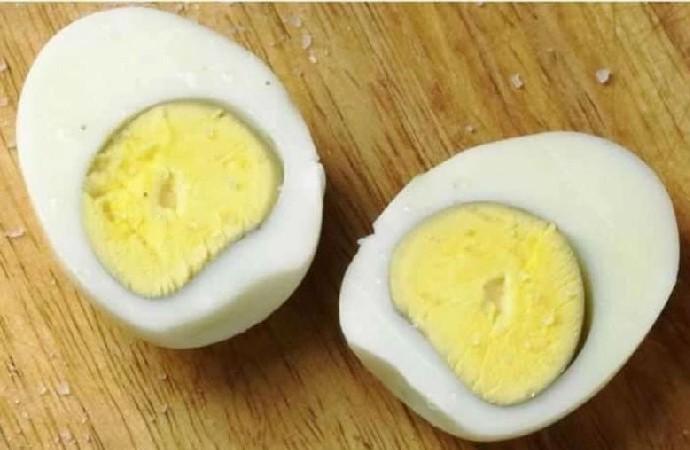 Yumurtanın sarısı griyse dikkat! Kanser yapabilir