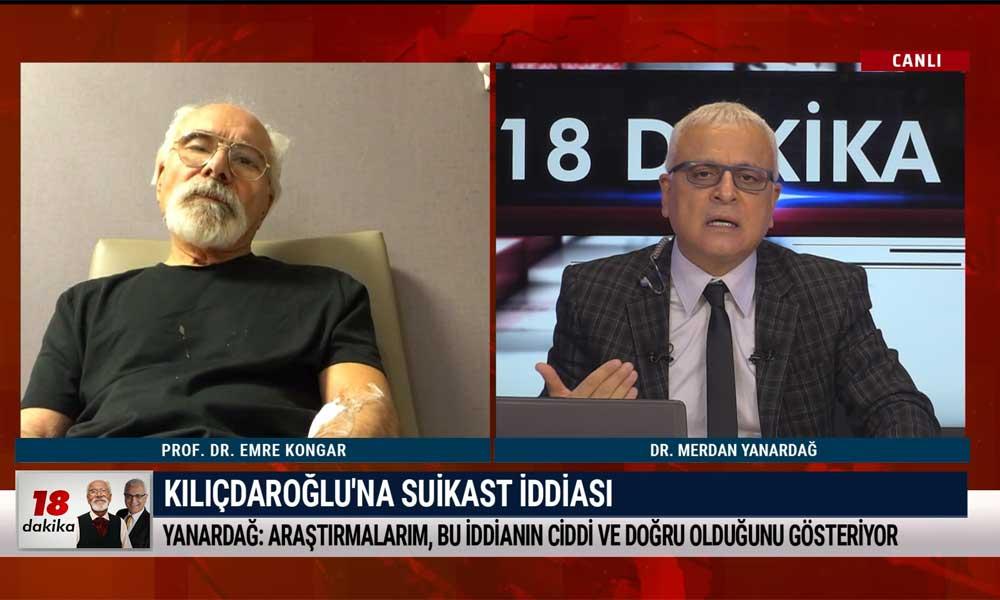 Türkiye kaosa mı sürüklenmek isteniyor? – 18 DAKİKA