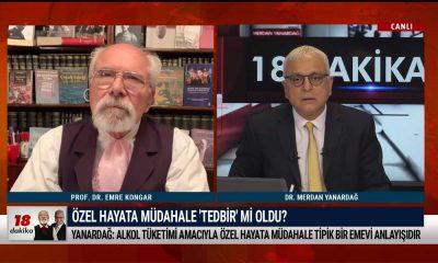 Türk tipi koronavirüs 'mücadelesi': İçki yasağı – 18 DAKİKA