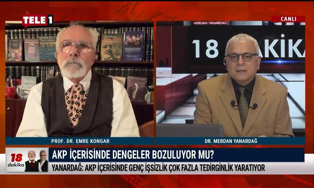 Merdan Yanardağ AKP içerisindeki büyük kopuşu anlattı – 18 DAKİKA