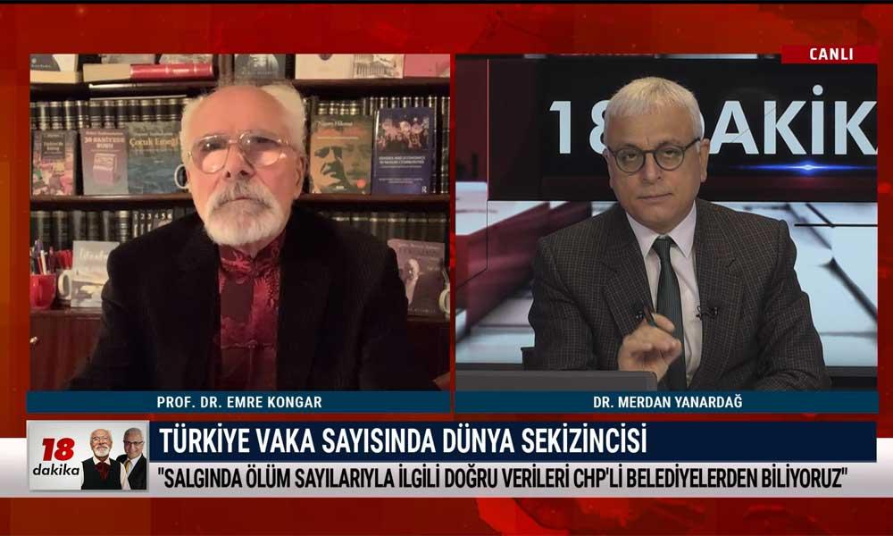 Emperyalizm, AKP'den vaz mı geçti? – 18 DAKİKA