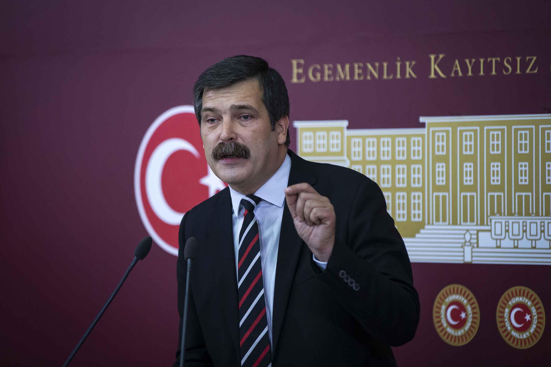 Erkan Baş'tan Erdoğan'ın sözlerine kınama: Şahsın fıtratı bu olabilir fakat…