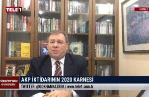 Prof. Dr. Gökhan Çapoğlu açıkladı: Ekonomi'de yapılan yolsuzluklar