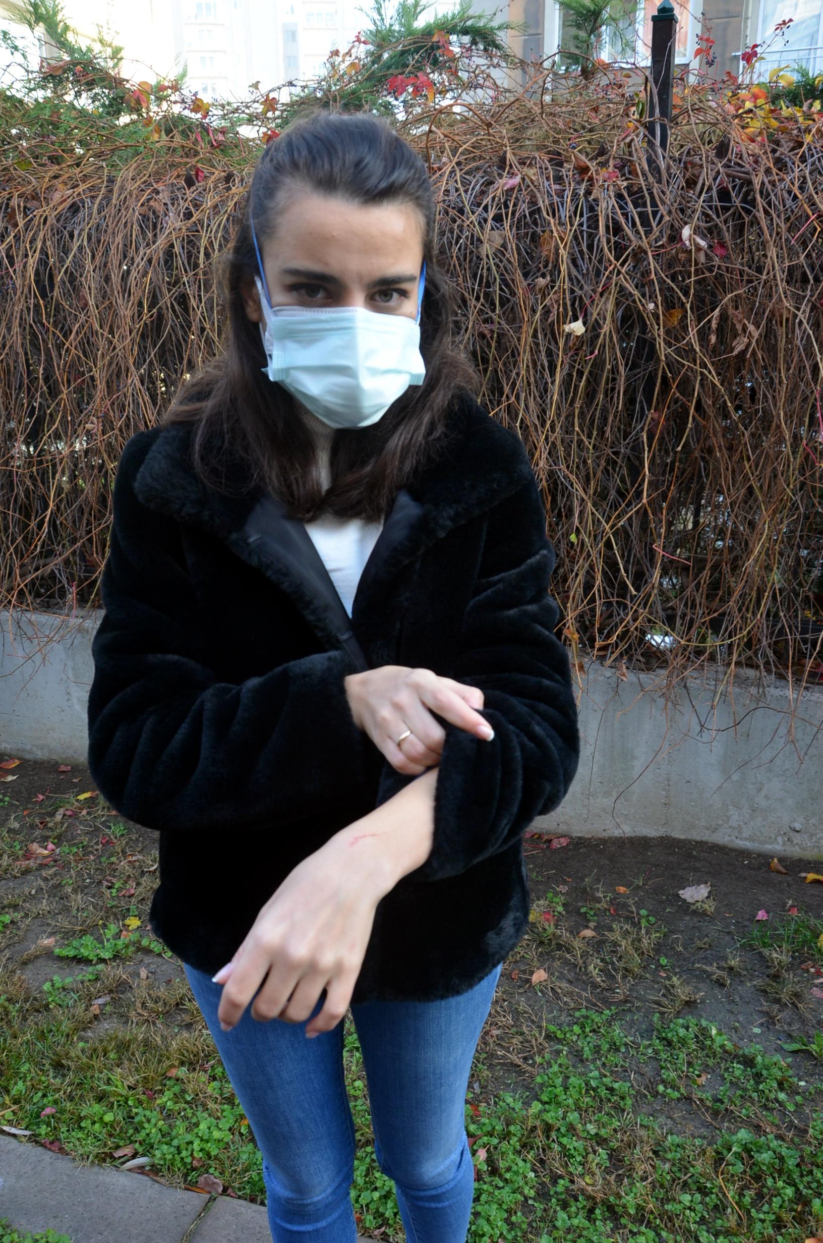 Maske uyarısı yapan doktora saldırmıştı, serbest bırakıldı!