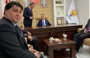 Eroinle yakalanan Büyükelçilik görevlisinin AKP'lilerle fotoğrafları ortaya çıktı