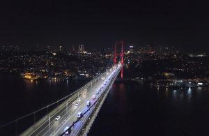 Siren sesleri İstanbul'da panik yarattı!