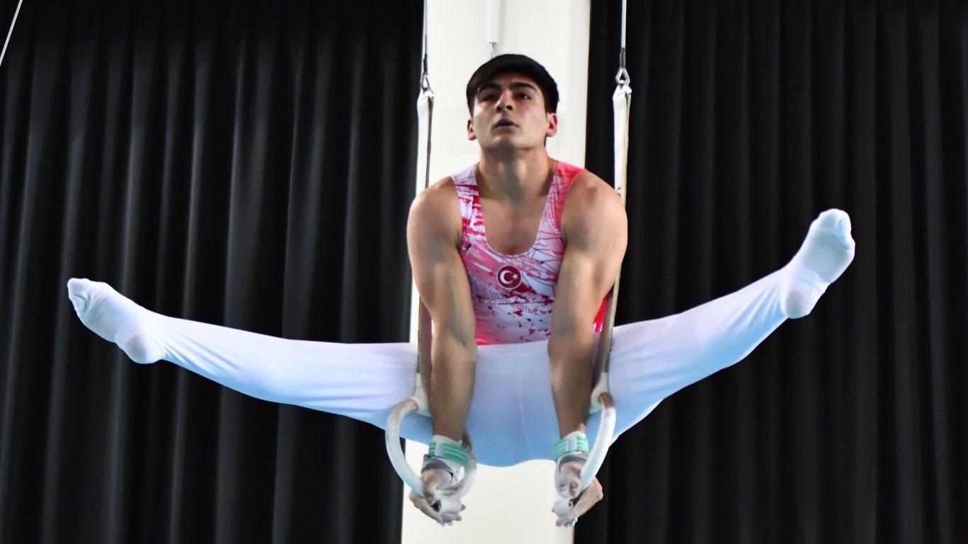 Avrupa Artistik Cimnastik Şampiyonası'nda bir madalya daha