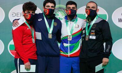 Bireysel Güreş Dünya Kupası'nda Türkiye'ye 4 madalya