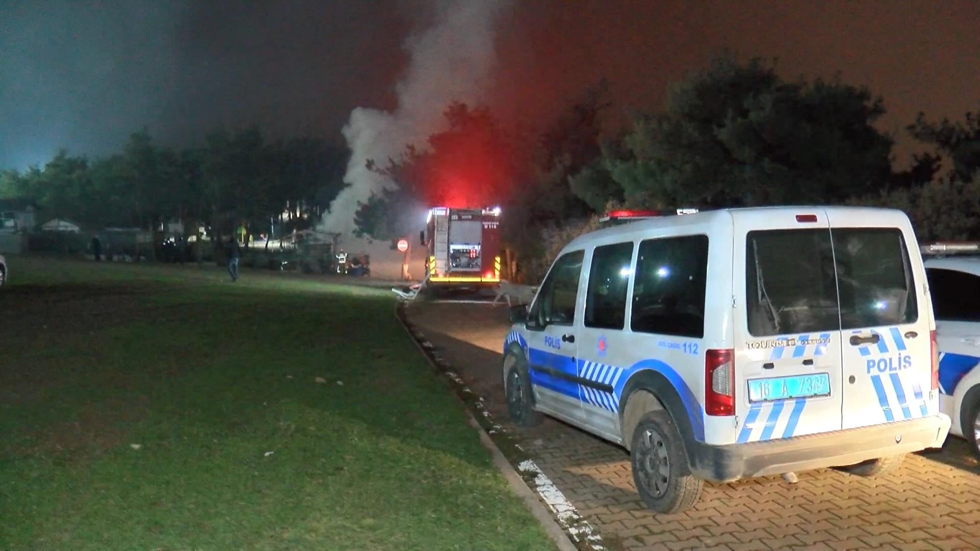 Atatürk Kent Ormanı'ndaki yangın yürek sızlattı: 10 at öldü
