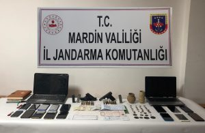Mardin'de yasadışı bahis operasyonu: 15 gözaltı