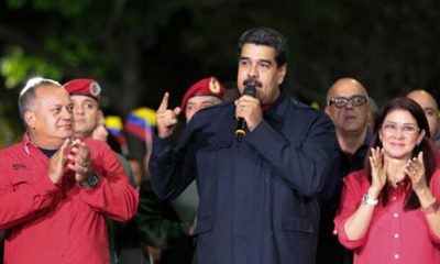 AB: Venezuela seçim sonuçlarını tanımıyoruz