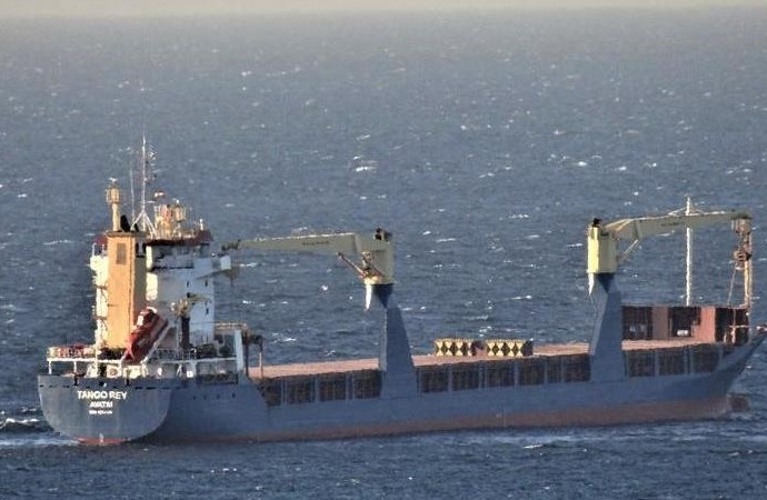 Gine'de Türk gemisine korsan saldırısı