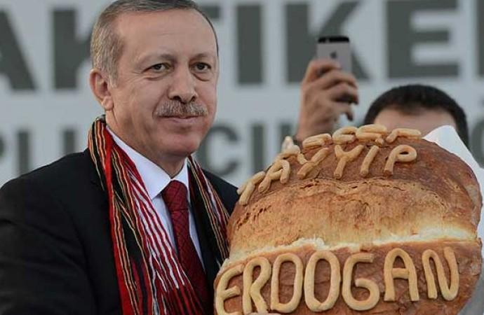 Erdoğan seçim sözünü tuttu: Ekmek temalı millet bahçesi geliyor!