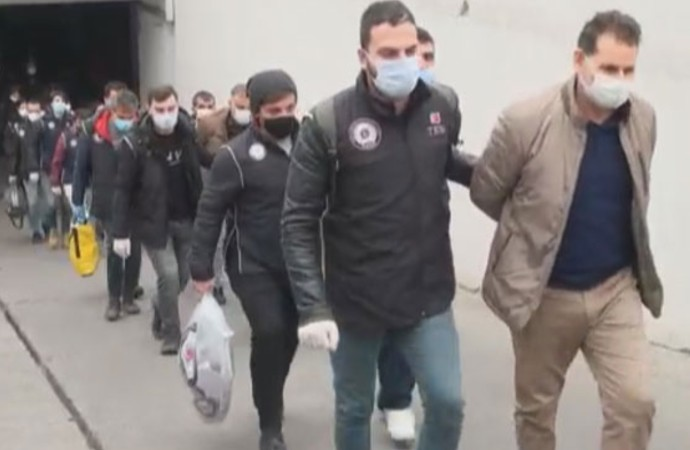 Şişli Belediye Başkan Yardımcısı Cihan Yavuz adliyeye sevk edildi