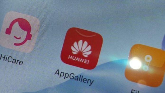 Huawei App Gallery için kesinin ağzını açtı