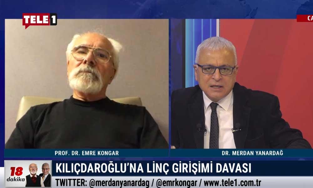 Merdan Yanardağ: CHP, şehitlerin sorumlusu haline getirilmek isteniyor