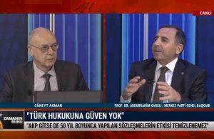 """""""AKP gitse de 50 yıl boyunca…"""" – ZAMANIN RUHU ÖZEL"""