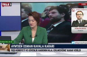 AYM'nin Kavala kararının Türkiye'ye etkisi ne olur? – GÜN ORTASI