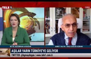 Prof. Dr. Ahmet Saltık 'saydamlık' sorununu değerlendirdi – GÜN ORTASI