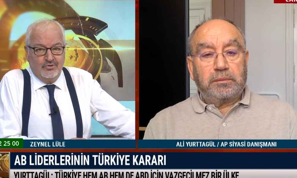 """""""Bu yaptırımların sonucu Türkiye için çok ağır olacak"""""""