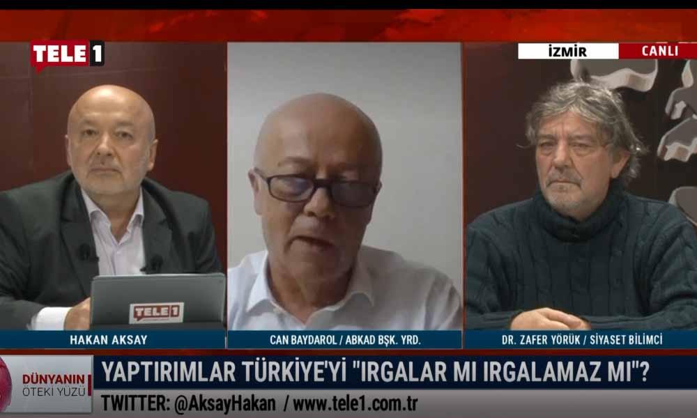 """""""Yaptığımız en ciddi hata Doğu Akdeniz'e kıyısı olan iki ülkeyle kavga etmek"""""""