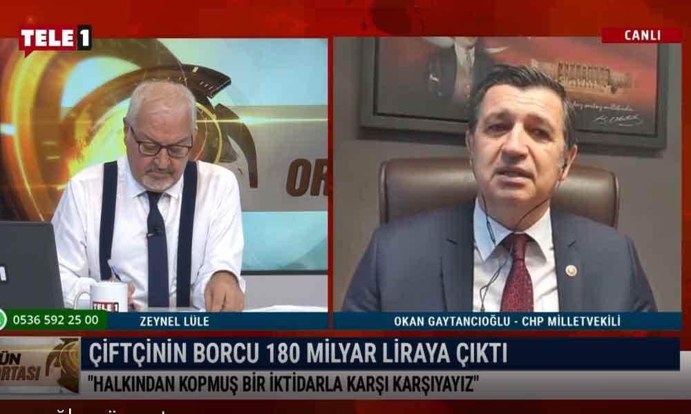 """""""Türkiye'yi ithalat cenneti haline getirdiler"""" – GÜN ORTASI"""