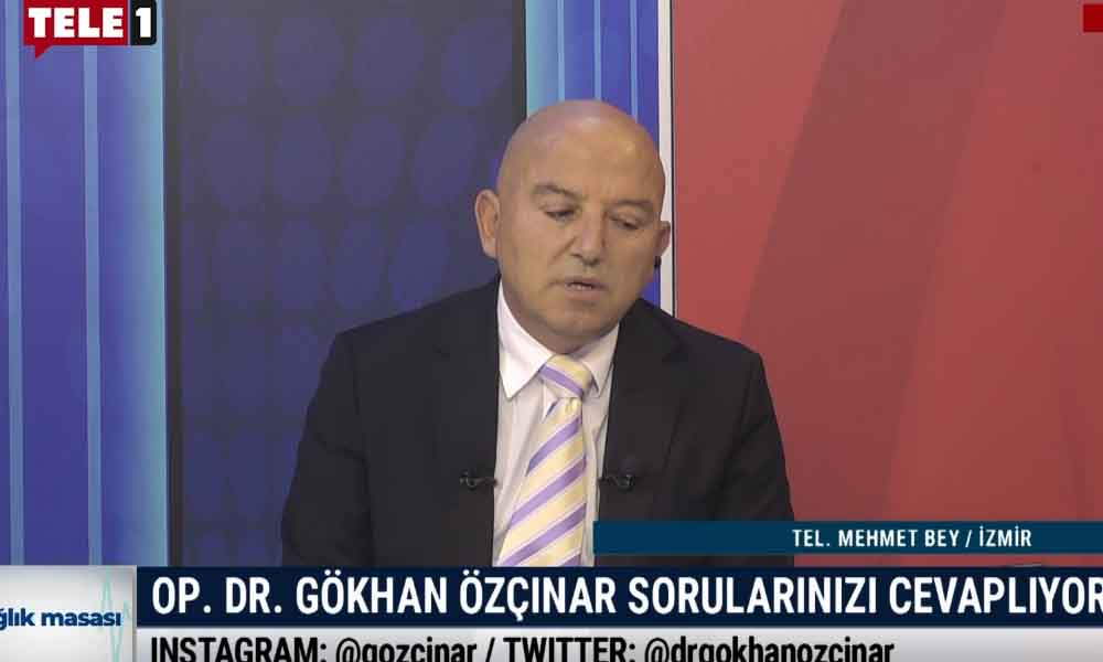 Op. Dr. Gökhan Özçınar merak edilen soruları yanıtladı – SAĞLIK MASASI