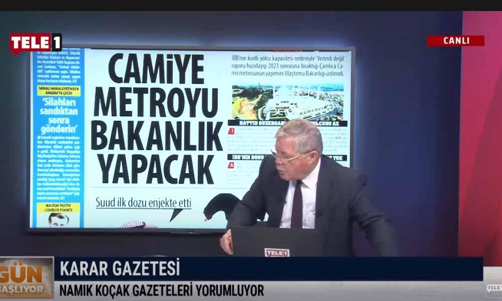 """""""Mahkeme maske takmayana 392 lira ceza verdi"""" – GÜN BAŞLIYOR"""